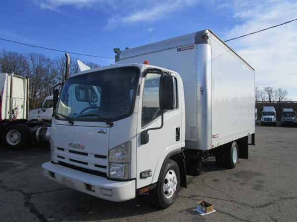2013 Isuzu Npr Hd  Box Truck - Straight Truck