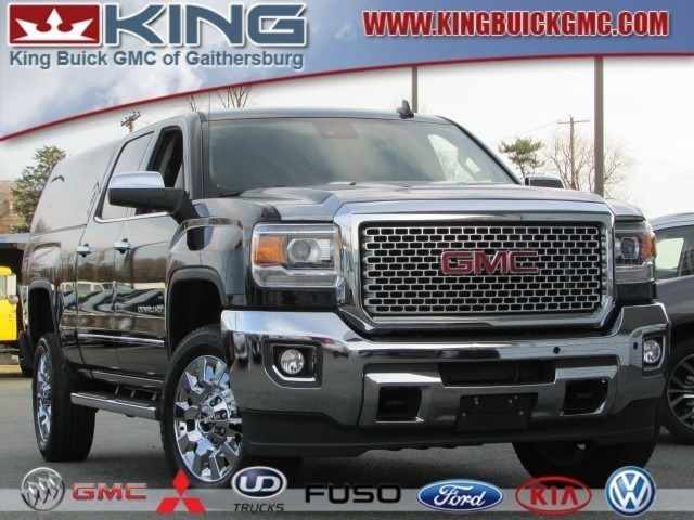2015 Gmc Sierra 2500hd  Pickup Truck