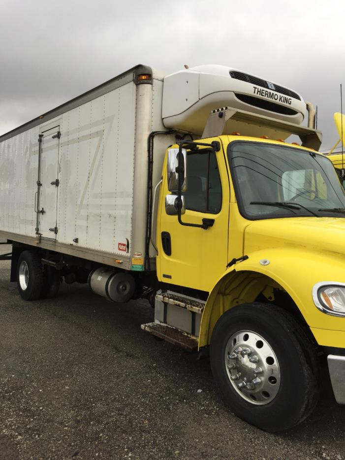 2012 Freightliner Business Class M2 106 Refrigerated Truck, 2