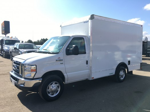 2012 Ford E350 Super Duty Van Body Cargo Van