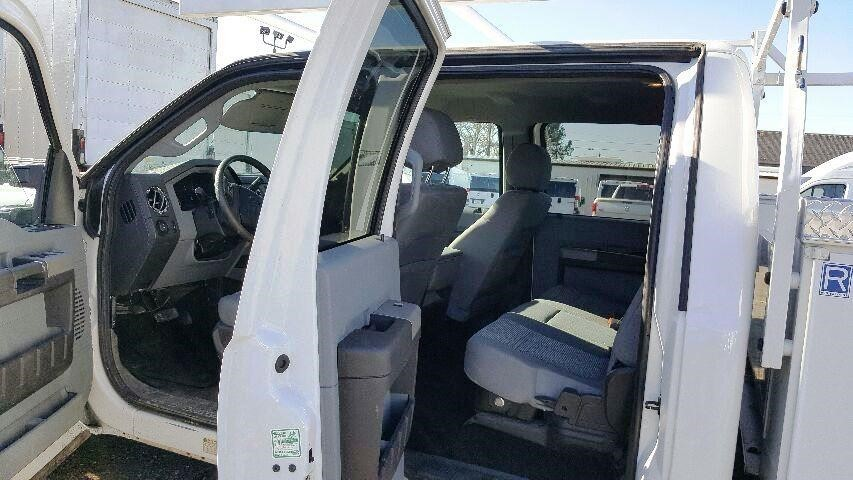 2016 Ford F350 Sd Utility Truck - Service Truck, 5