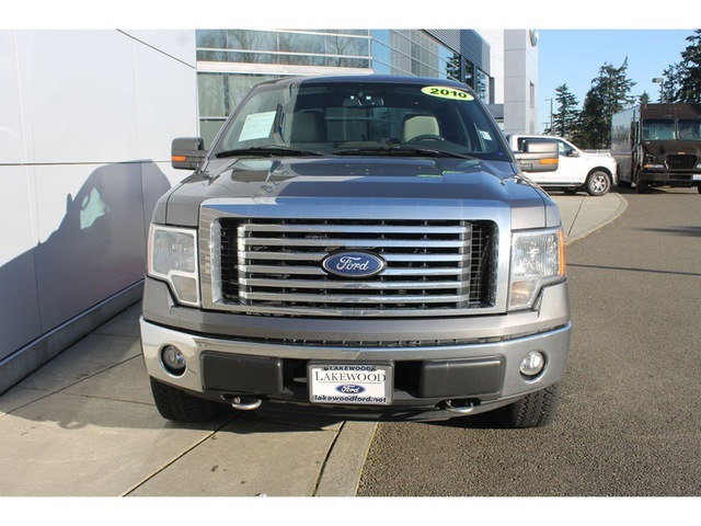 2010 Ford F-150, 6