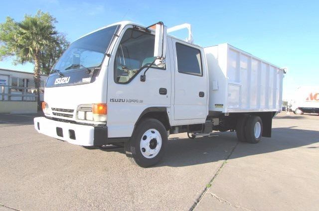 2005 Isuzu Npr  Landscape Truck