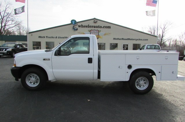 2004 Ford F250  Utility Truck - Service Truck
