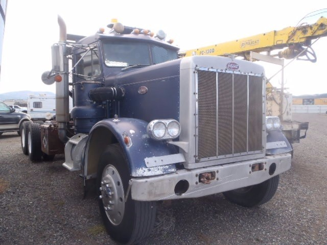 1968 Peterbilt 379exhd Conventional - Day Cab