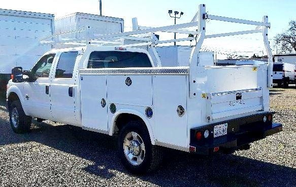 2016 Ford F350 Sd Utility Truck - Service Truck, 4