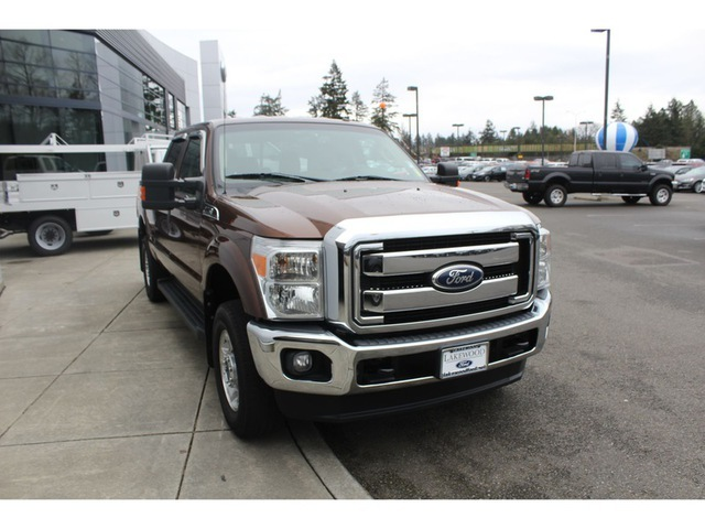 2011 Ford F-250, 5