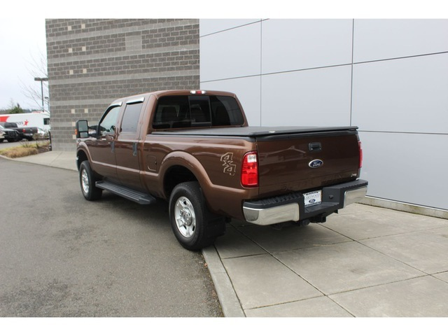 2011 Ford F-250, 2