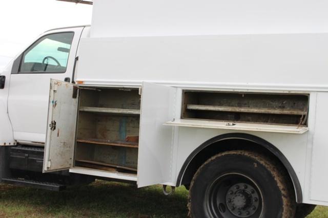 2005 Gmc C7500 Utility Truck - Service Truck, 9