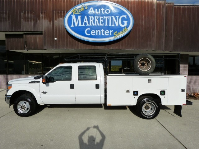 2013 Ford F350 Utility Truck - Service Truck, 1