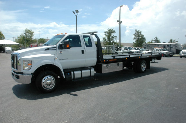 2016 Ford F650  Car Carrier