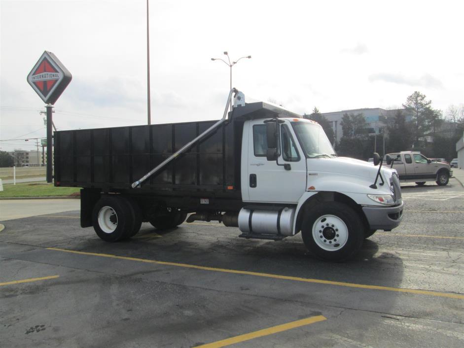 2012 International 4300  Dump Truck