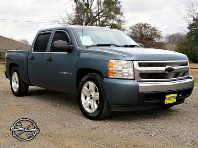 2008 Chevrolet Silverado 1500 Pickup Truck