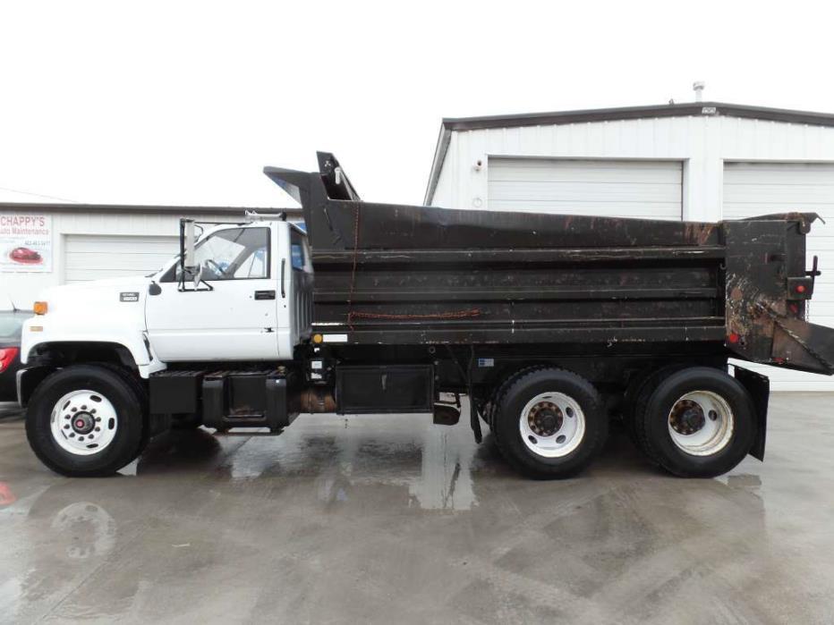 1999 Gmc C8500 Dump Truck, 3