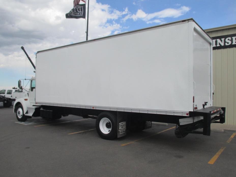1996 Kenworth T300 Box Truck - Straight Truck, 2