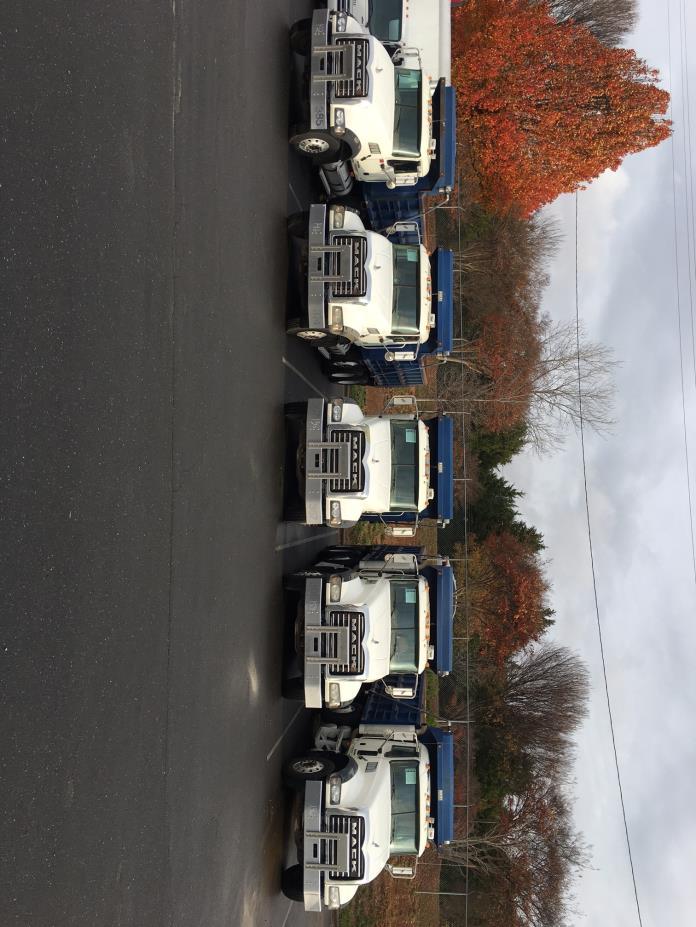 2007 Mack Granite Dump Truck, 7