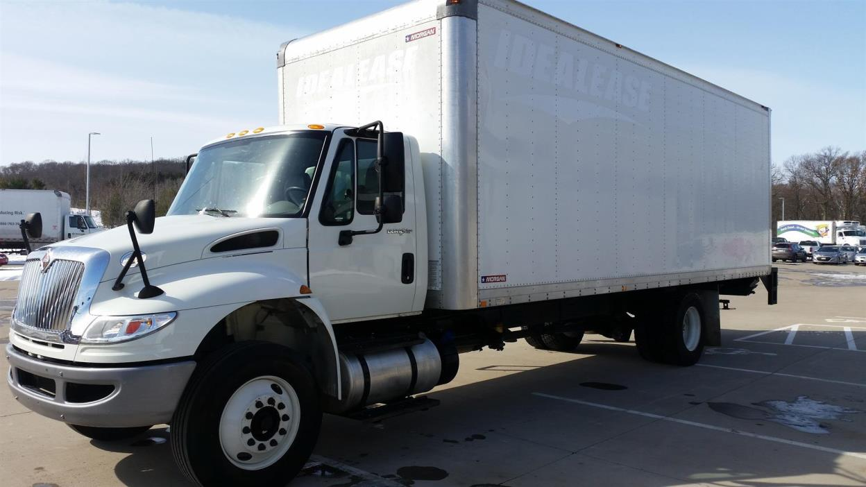 2015 International 4300 Sba Box Truck - Straight Truck