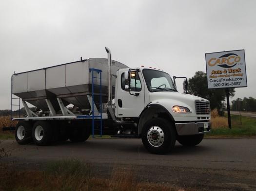 2006 Freightliner Doyle Tender  Farm Truck - Grain Truck