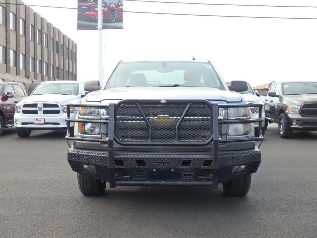2014 Chevrolet Silverado 1500, 1