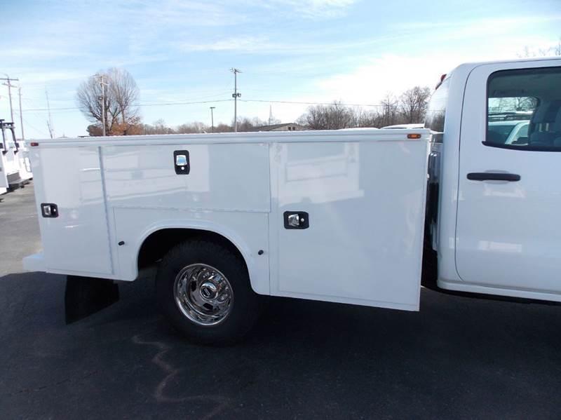 2015 Chevrolet Silverado 3500hd Utility Truck - Service Truck, 5