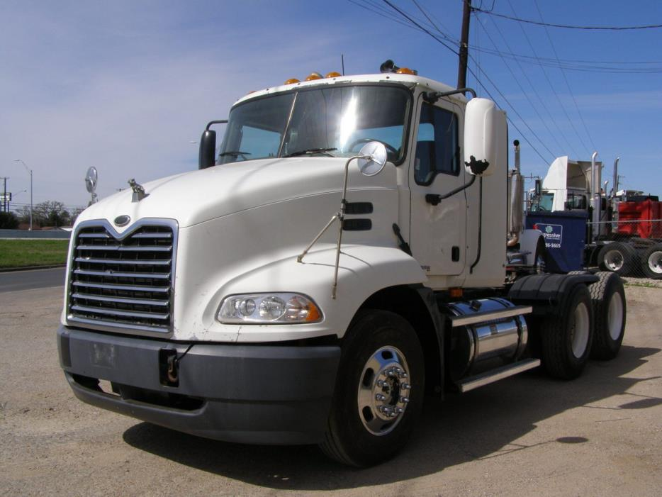 2005 Mack Cx613 Cab Chassis