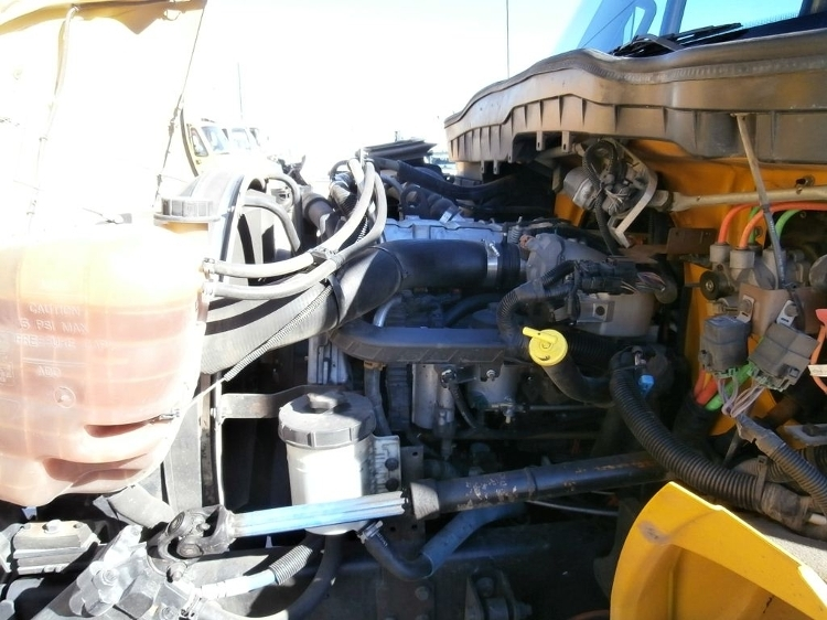 2012 International Durastar 4300 Box Truck - Straight Truck, 9