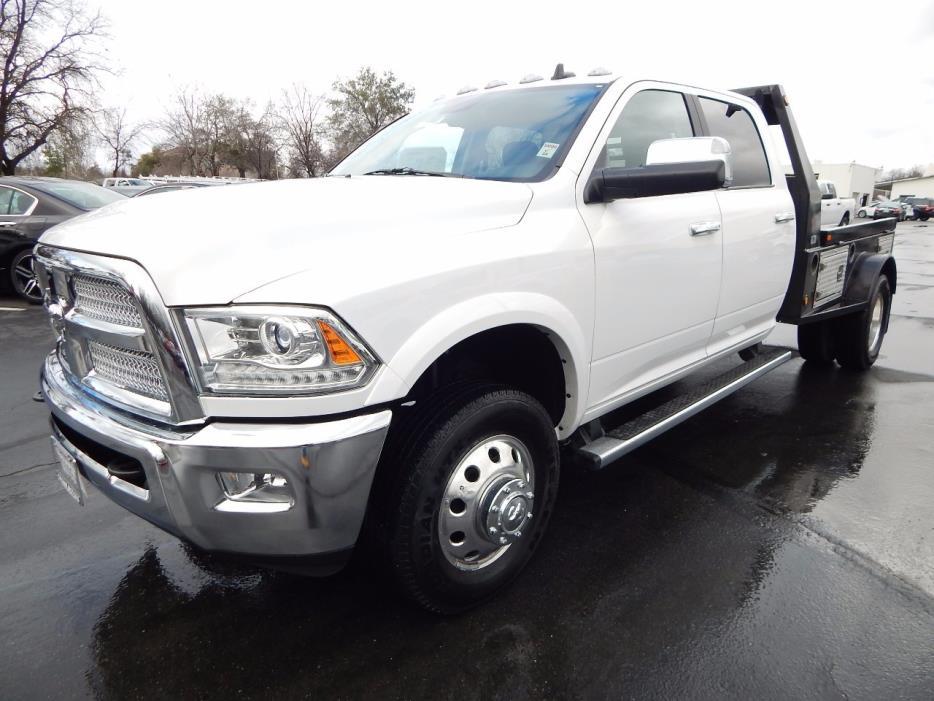 2015 Ram 3500  Flatbed Truck
