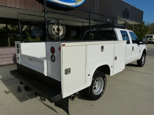 2013 Ford F350 Utility Truck - Service Truck, 5