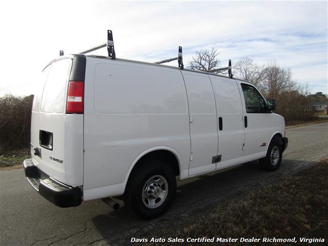2006 Chevrolet Express Cargo Van, 5