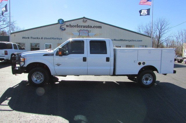 2014 Ford F250  Utility Truck - Service Truck
