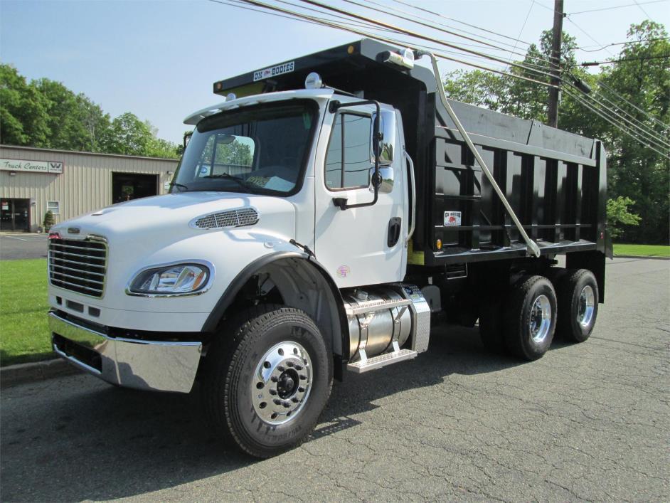 2018 Freightliner Business Class M2 106 Dump Truck