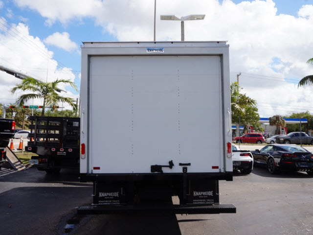 2017 Chevrolet 4500 Box Truck - Straight Truck, 4