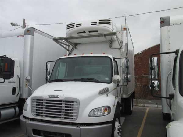 2008 Freightliner M2 106  Refrigerated Truck