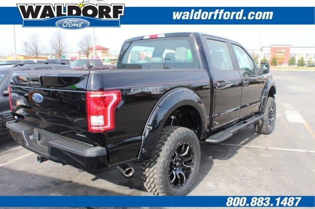 2016 Ford F150 Pickup Truck, 6