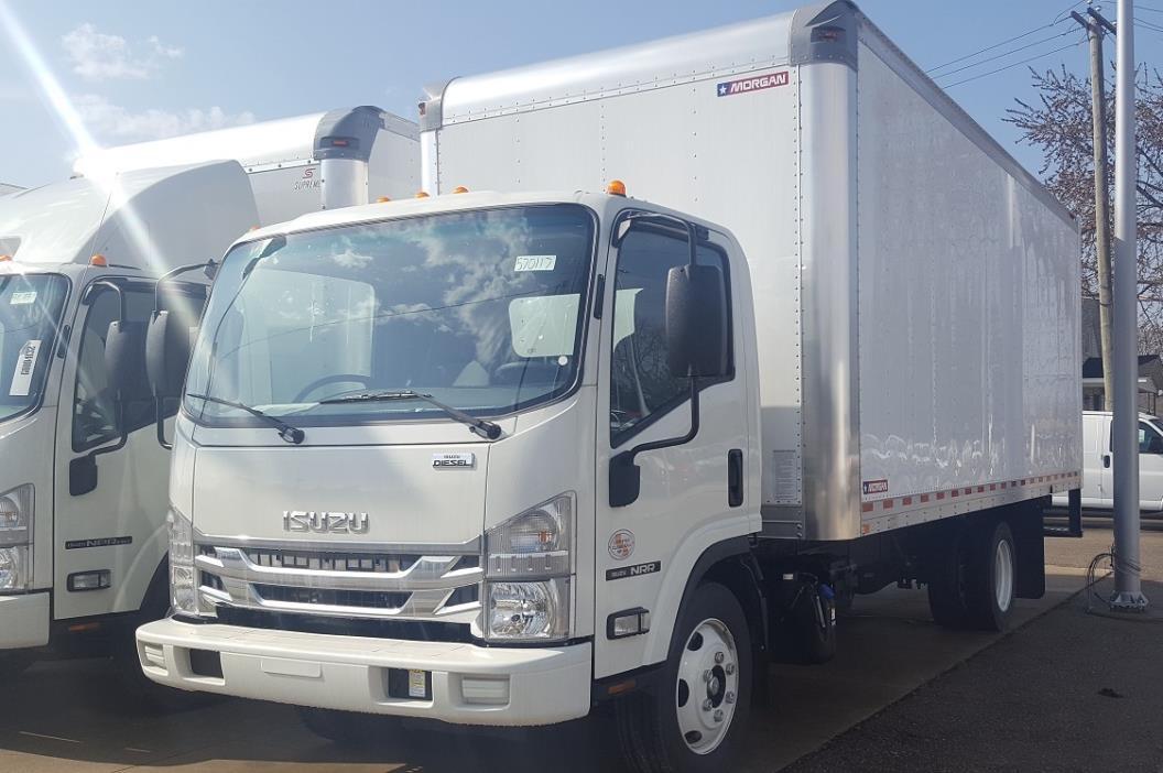 2017 Isuzu Nrr  Cabover Truck - COE