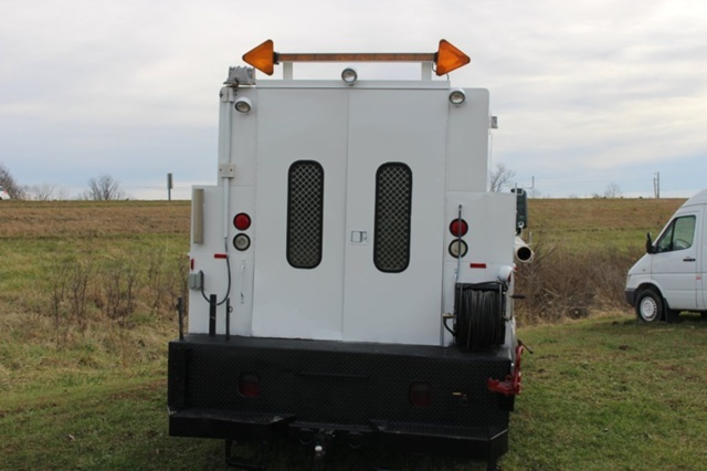 2005 Gmc C7500 Utility Truck - Service Truck, 5