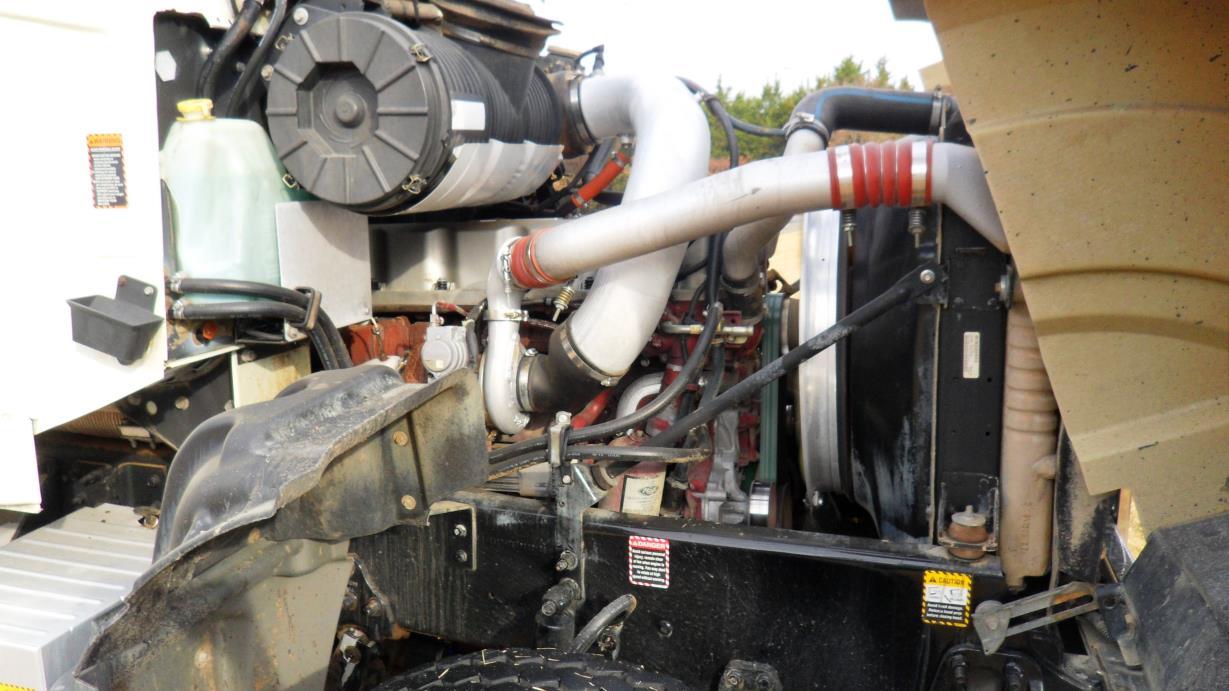 2007 Mack Granite Dump Truck, 6