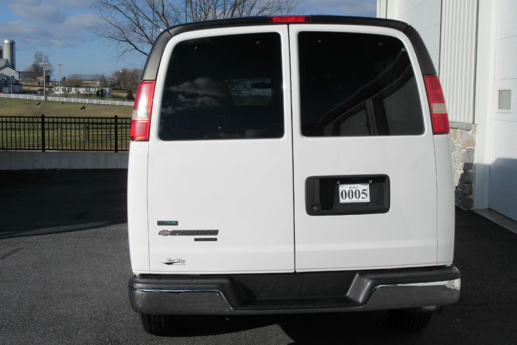 2011 Chevrolet Express G3500 Cargo Van, 5