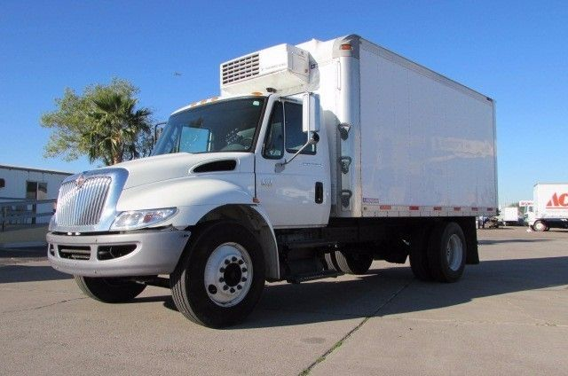 2007 International 4300  Refrigerated Truck
