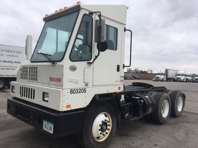 2011 Ottawa Yt60 Yard Spotter Truck