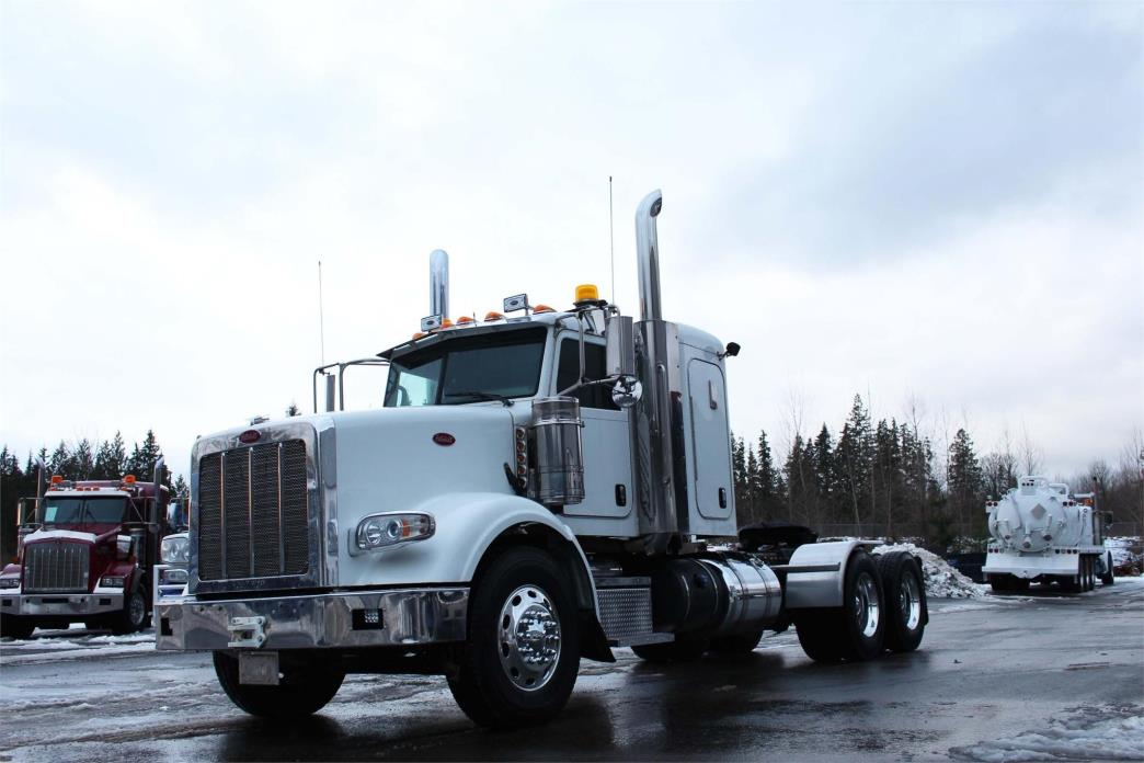 2014 Peterbilt 367 Conventional - Sleeper Truck, 8