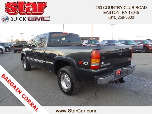 2003 Gmc Sierra 1500 Pickup Truck, 6