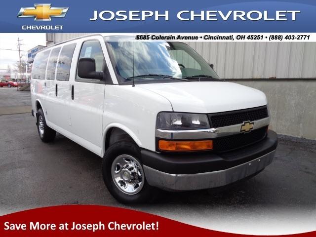 2015 Chevrolet Express Passenger Passenger Van