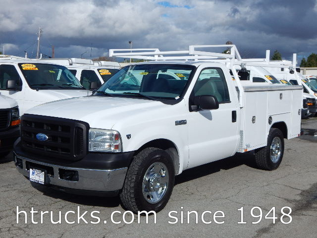 2007 Ford F350  Utility Truck - Service Truck