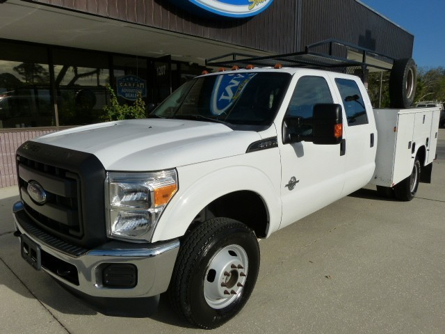2013 Ford F350 Utility Truck - Service Truck, 2