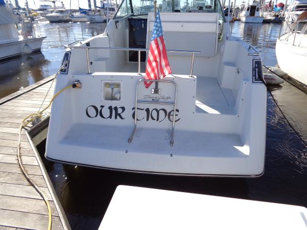 1988 Chris Craft AMEROSPORT 262