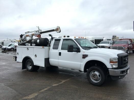 2009 Ford F350 Xl Super Duty  Utility Truck - Service Truck