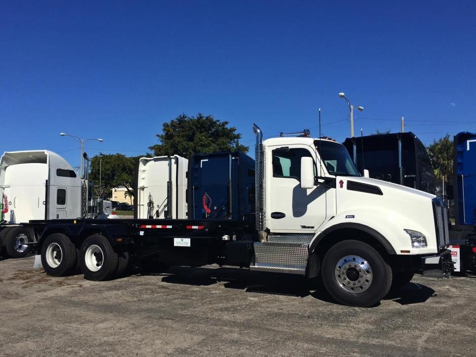 2018 Kenworth T880  Garbage Truck
