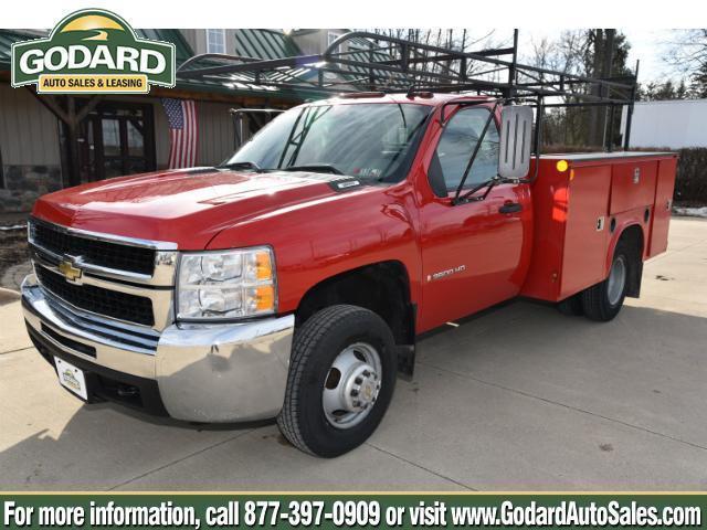 2007 Chevrolet Silverado 3500hd Utility Truck - Service Truck