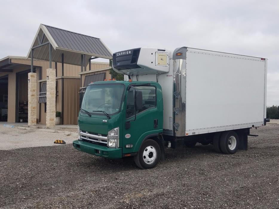 2010 Isuzu Npr  Catering Truck - Food Truck